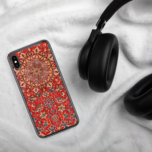 Red Carpet iPhone Case