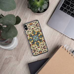 Mosaic Rug iPhone Case