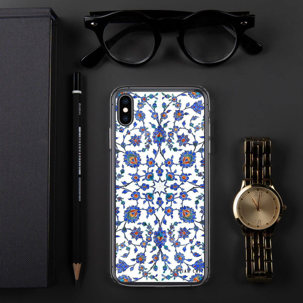 Persian Tile iPhone Case