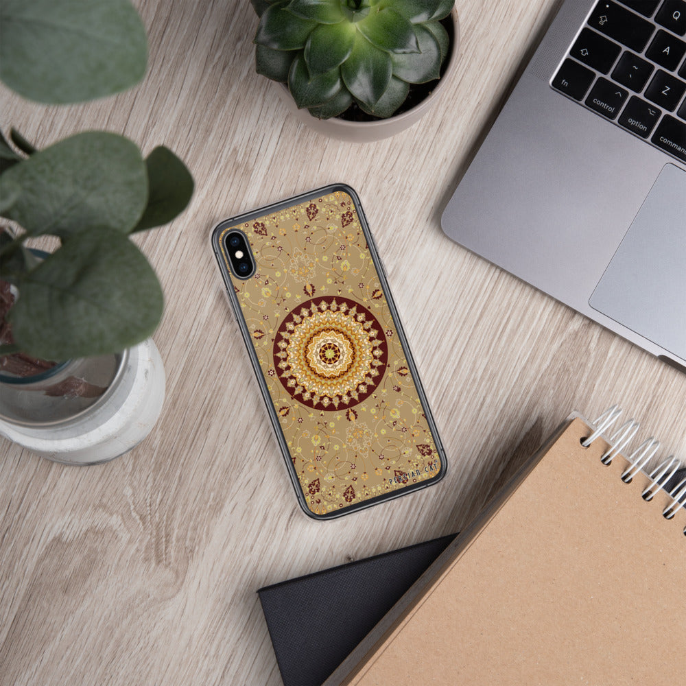 Golden Rug iPhone Case