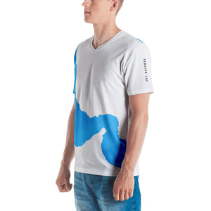 Persian Gulf V-neck T-shirt