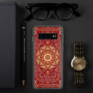 Red Rug Samsung Case