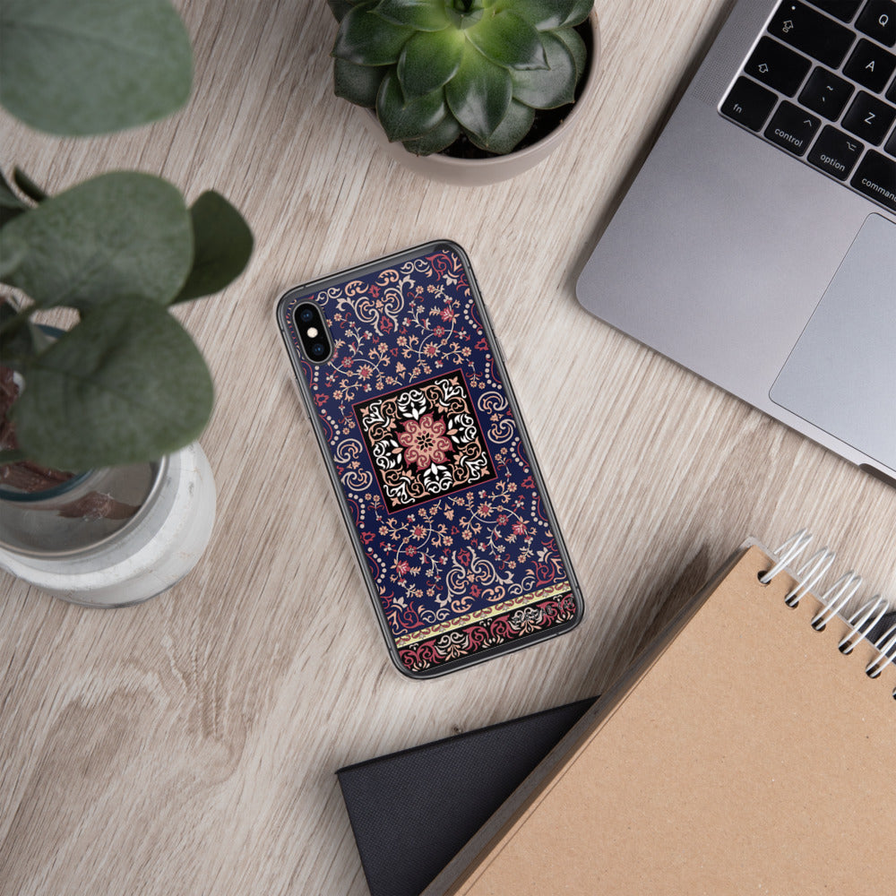 Flower & Branches iPhone Case