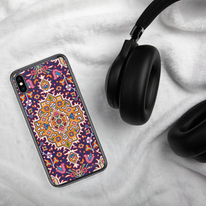 Old Oriental Rug iPhone Case