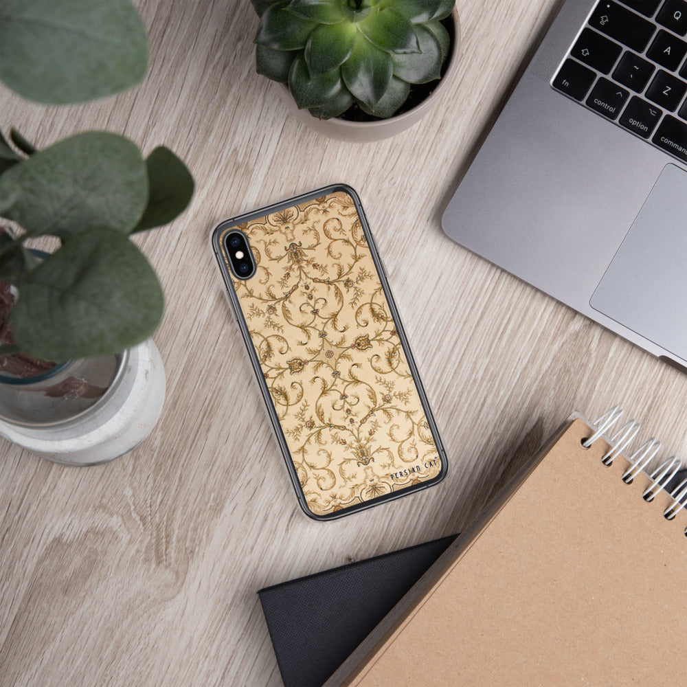 Gold Rug iPhone Case