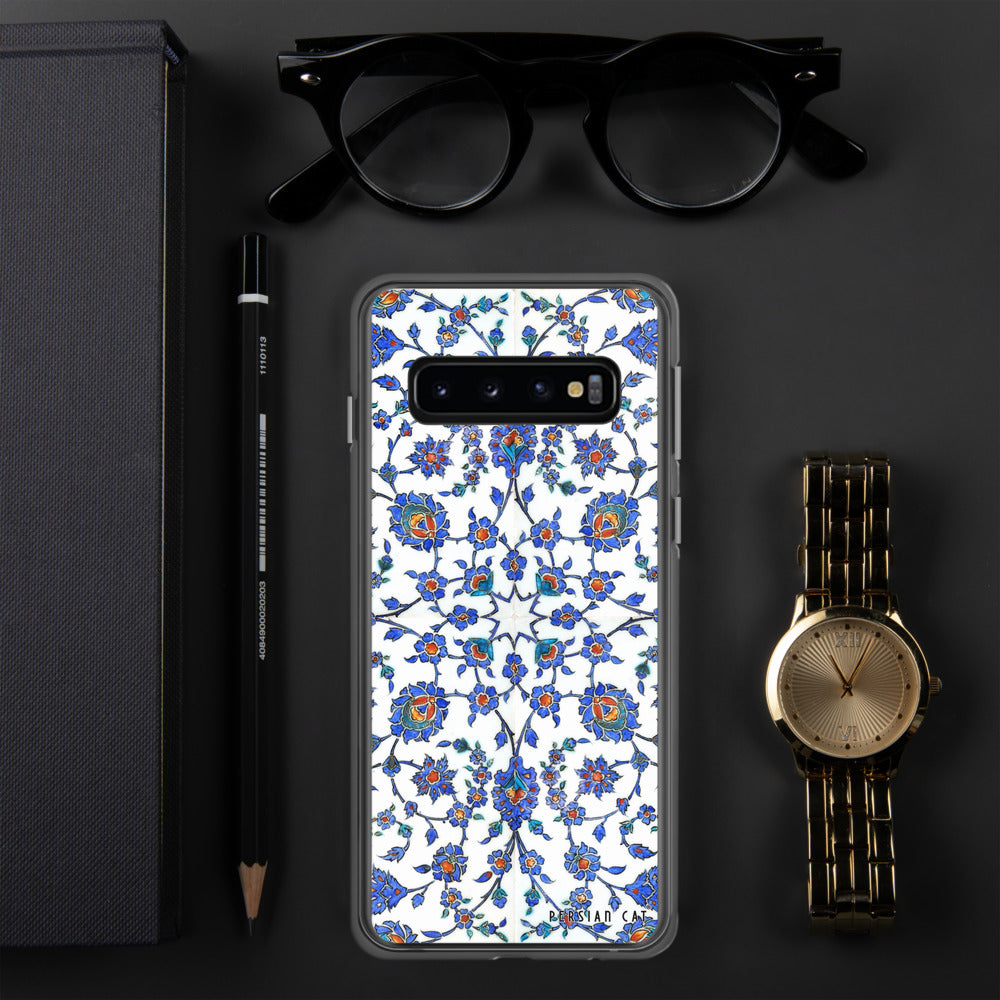 Persian Tile Samsung Case