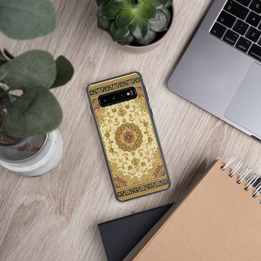 Golden Carpet Samsung Case