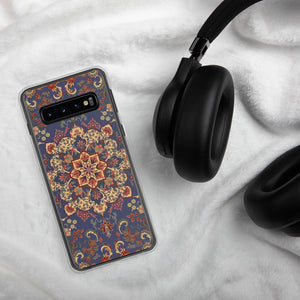 Floral Carpet Samsung Case