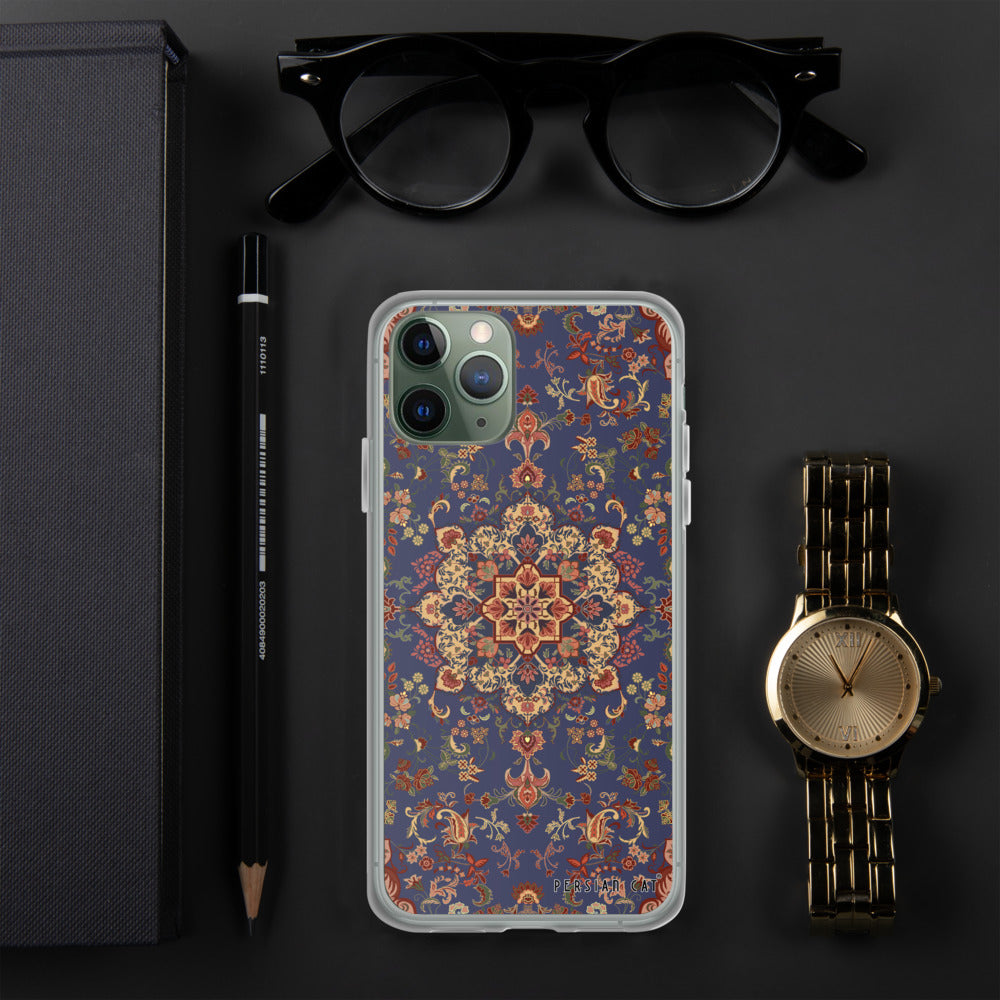 Floral Carpet iPhone Case