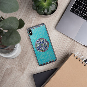 Parsi Tile iPhone Case