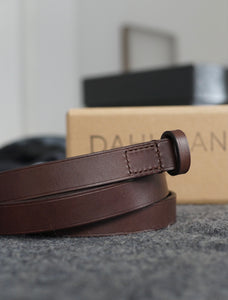 ee12 x DAHLMAN leather belt