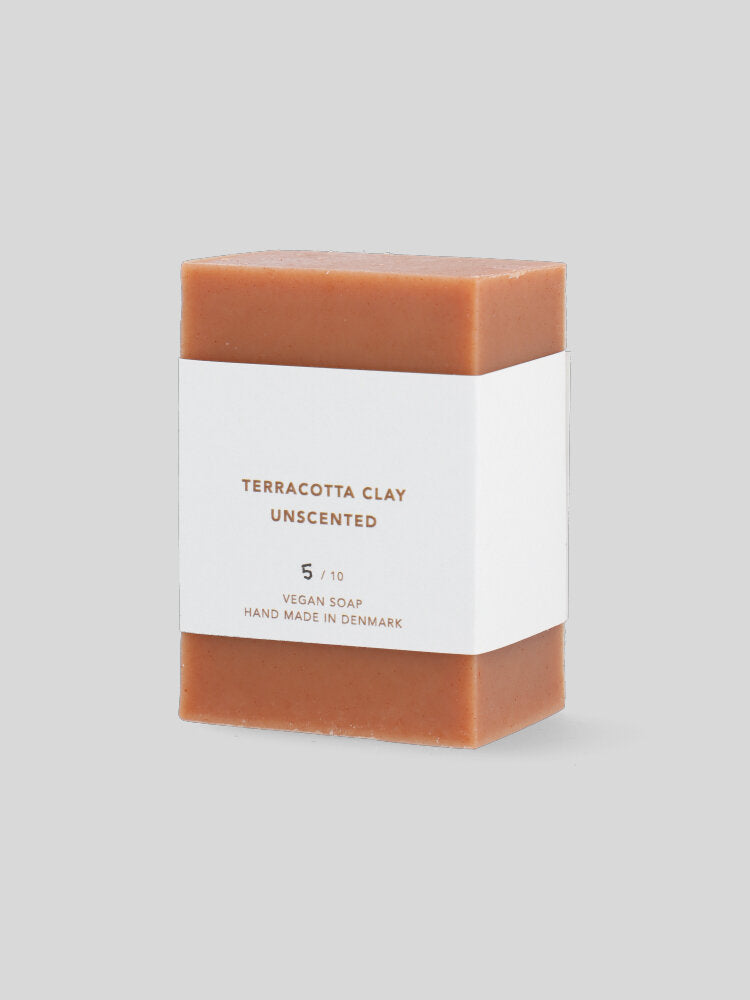 Terracotta soap - unscented