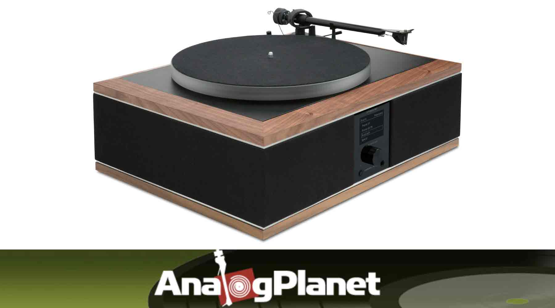 "Review: ""Andover Audio's Super-Versatile, High Performance Model-One Turntable Music System"""