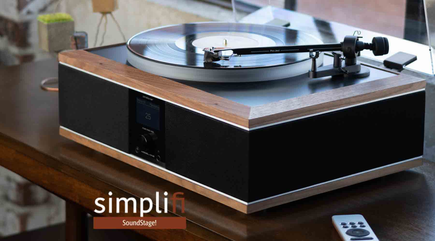 Model-One Review by SoundStage! Simpifi