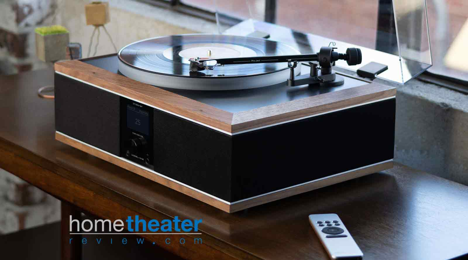 Home Theater (Andrew Robinson) Reviews Model-One Turntable Music System