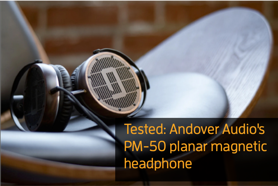 Tech Hive Reviews PM-50 Headphones