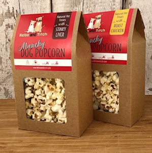 Dog Pop Corn
