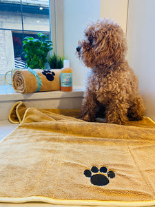Dog Drying Blanket