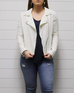 Ellie Zipper Jacket