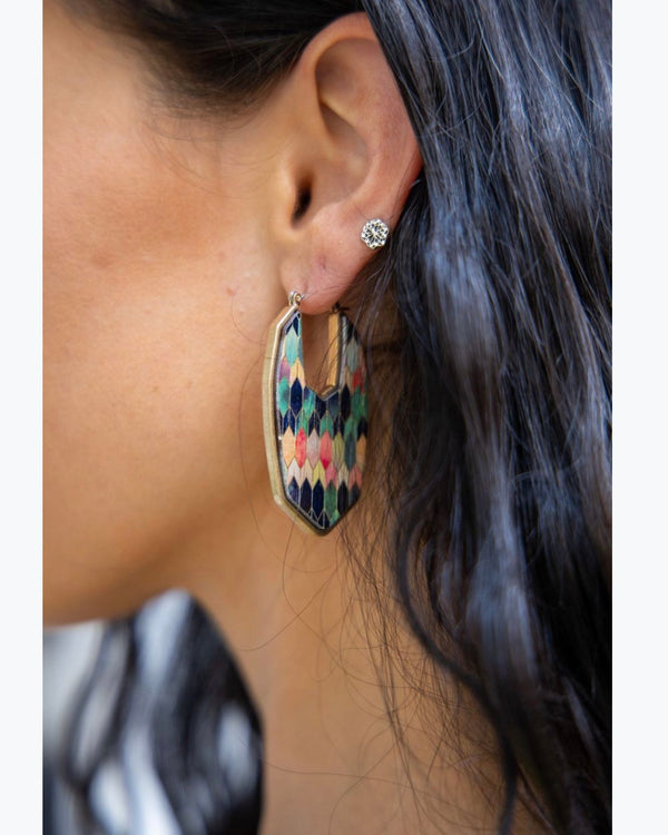 Full of Color Earrings