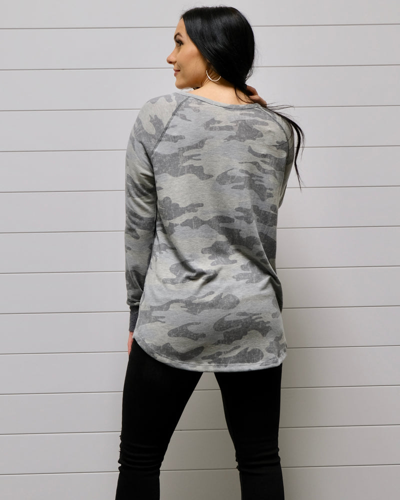 Cool Camouflage Top