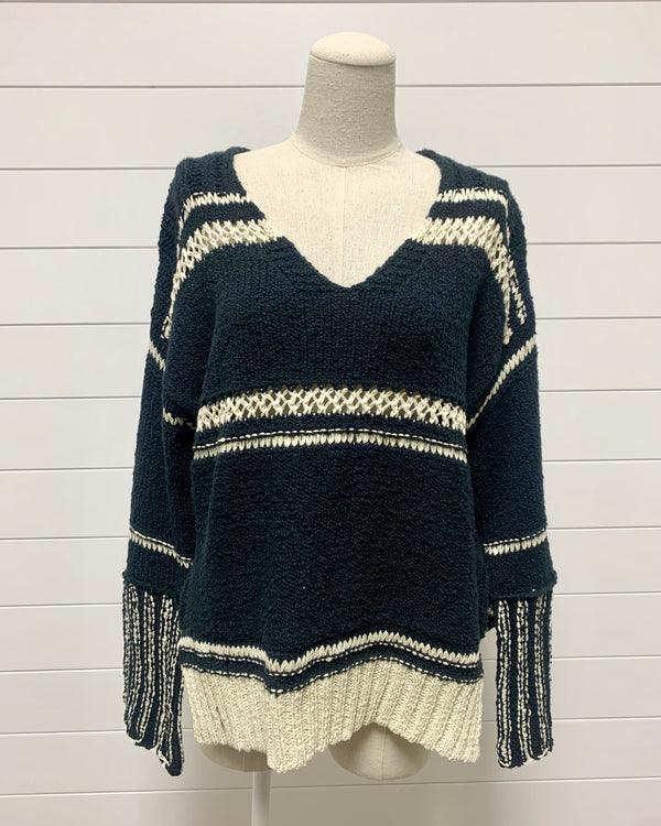 India Knit Sweater