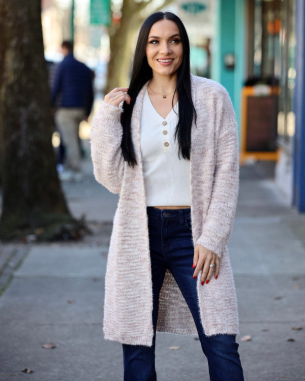 Color Collide Cardigan