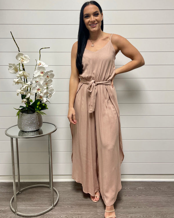 Graceful Flow Jumpsuit