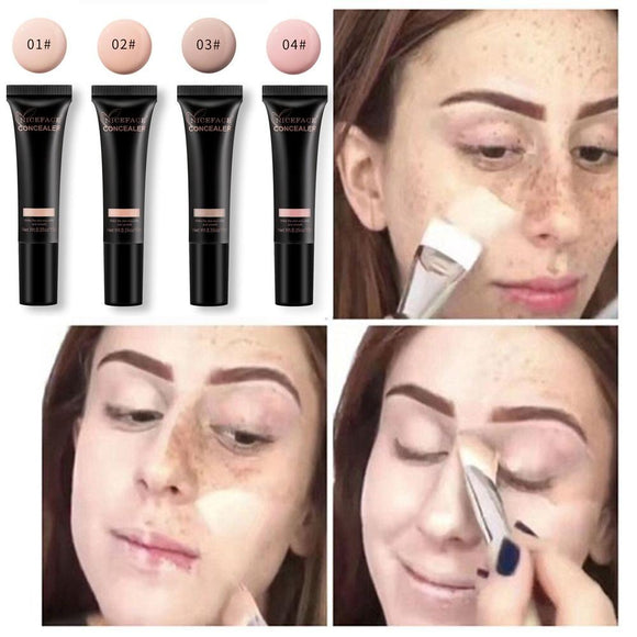 Best Deal New Liquid Foundation Moisturizing Waterproof Concealer
