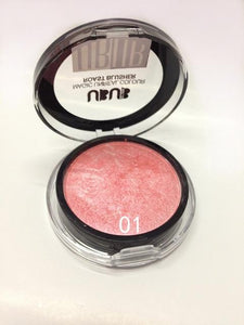 New Makeup Baking Blush With Puff