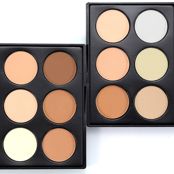 High Light Contour Palette