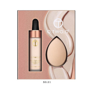 Liquid Foundation Cream Waterproof Concealer