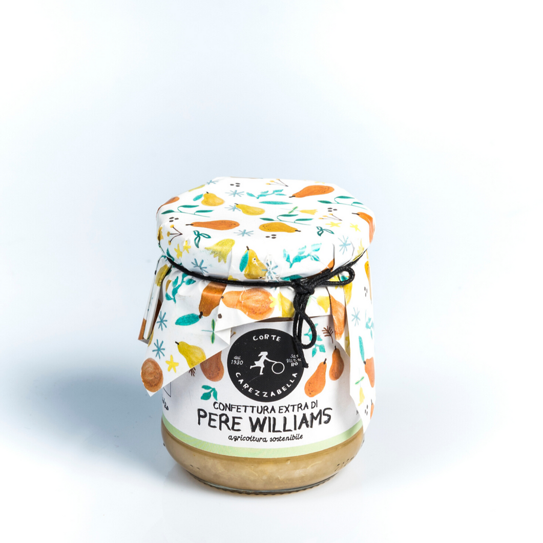 Confettura Extra di Pere Williams