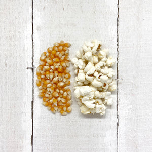 Mais per Pop Corn | Bio