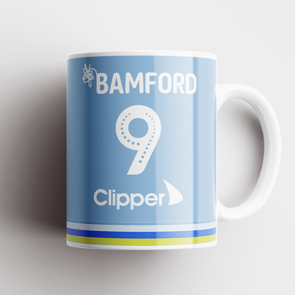 LEEDS KIT INSPIRED MUG THIRD - TheRetroHut