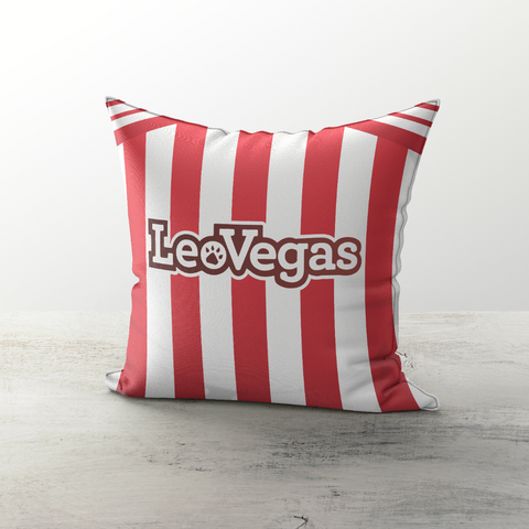 Brentford 2018 Home Cushion - TheRetroHut
