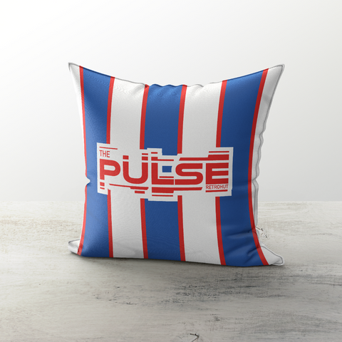 Huddersfield Town 1993 Home Cushion - TheRetroHut