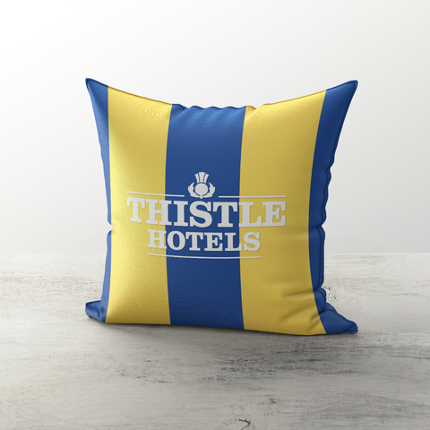Leeds United 1994 Away Cushion - TheRetroHut