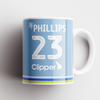 LEEDS KIT INSPIRED MUG THIRD