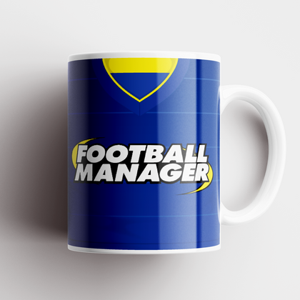 AFC WIMBLEDON INSPIRED CERAMIC MUG 2016 HOME - TheRetroHut