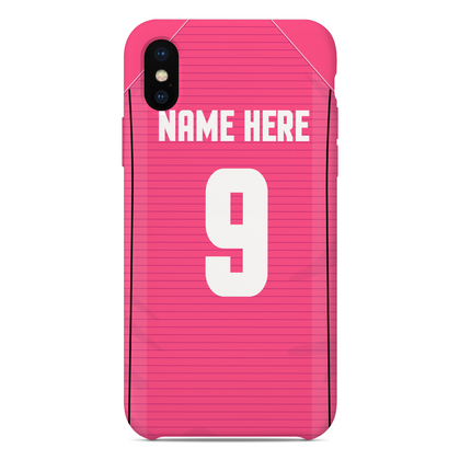 LS27 FC Phone Case Pink - Back - TheRetroHut