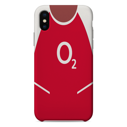 ARSENAL PHONE CASE 2003 HOME - TheRetroHut