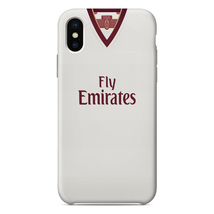 ARSENAL PHONE CASE 2007 AWAY - TheRetroHut