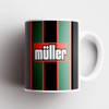 VILLA INSPIRED CERAMIC MUG 1994 AWAY