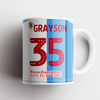 BLACKBURN INSPIRED CERAMIC KIT MUG 2019 HOME