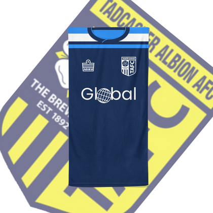 TADCASTER ALBION OFFICIAL BEACH TOWEL AWAY - TheRetroHut
