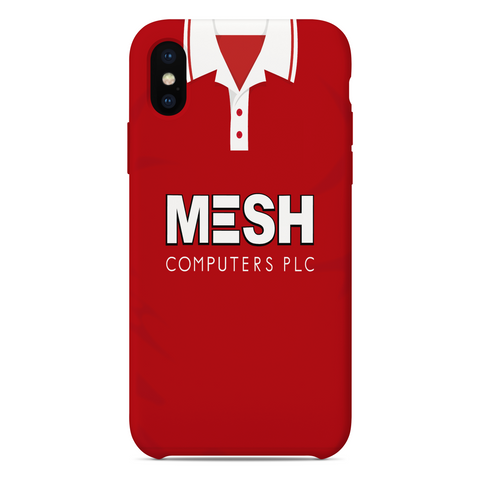 CHARLTON ATHLETIC 1998 HOME KIT RETRO PHONE CASE - TheRetroHut
