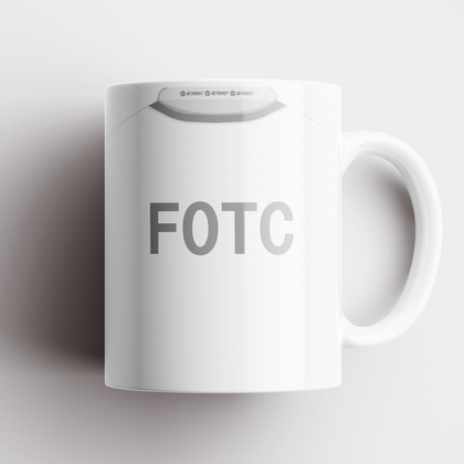 FOTC X WACCOE CERAMIC MUG HOME - TheRetroHut