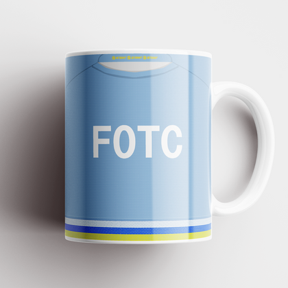 FOTC X WACCOE CERAMIC MUG THIRD - TheRetroHut