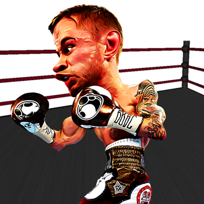 CARL FRAMPTON COASTER - TheRetroHut